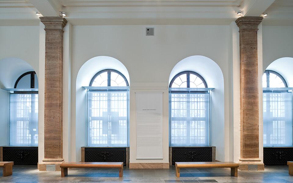 Deutsches Historisches Museum Fensterfront
