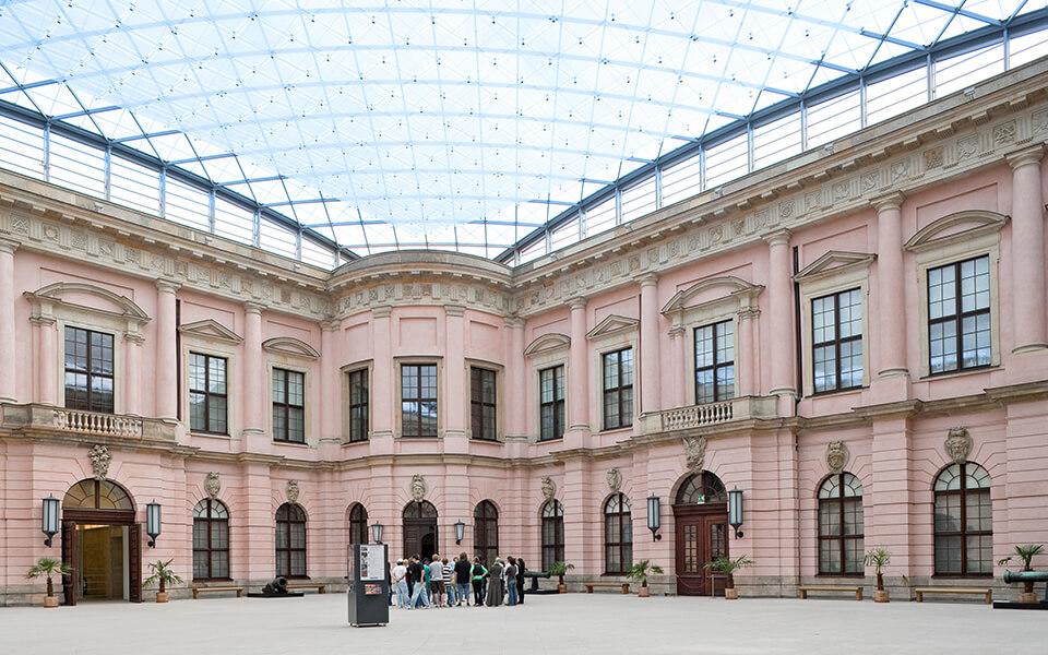 Deutsches Historisches Museum Glasdach