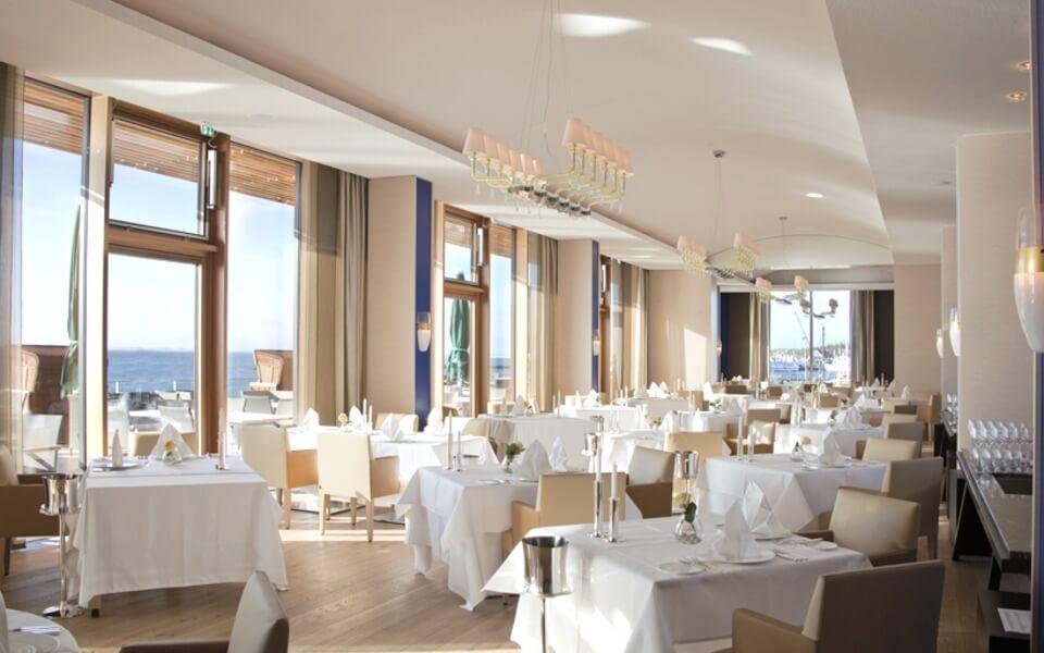Hotel Budersand Restaurant
