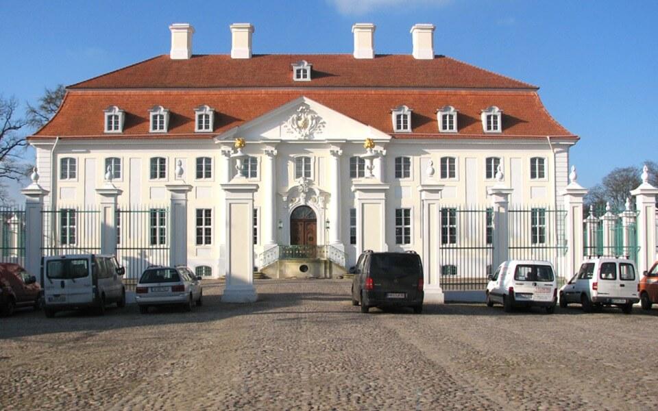 Schloss Meseburg Außenansicht