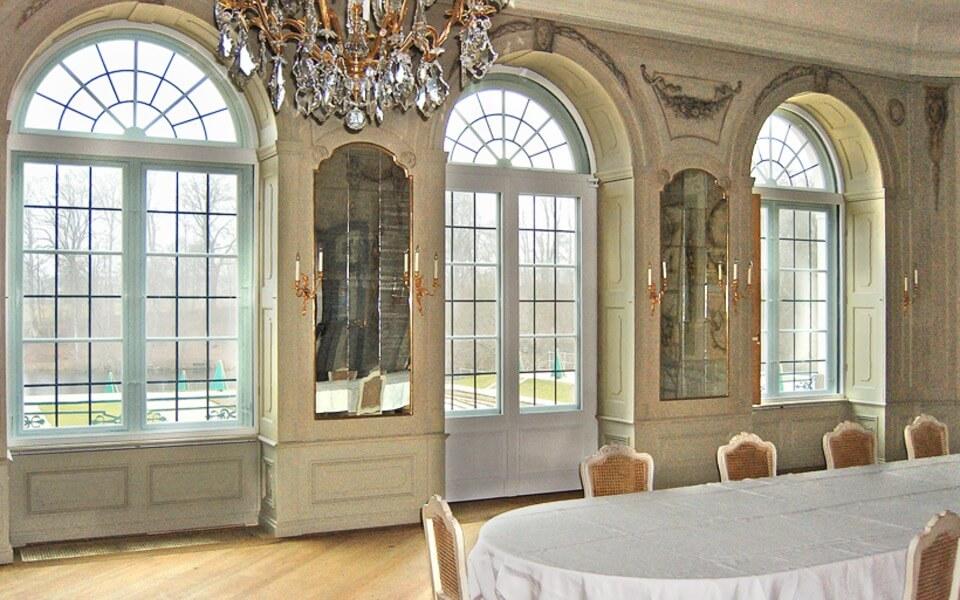 Schloss Meseburg Zimmer