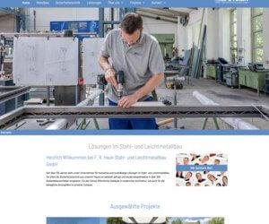 Neu im Netz: www.hauk.de