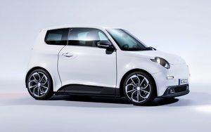 2 neue Elektroautos e.GO Life