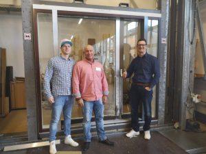 Timm Fensterbau: RC3 – Hebe-Schiebe-Anlage-Prüfungen erfolgreich bestanden