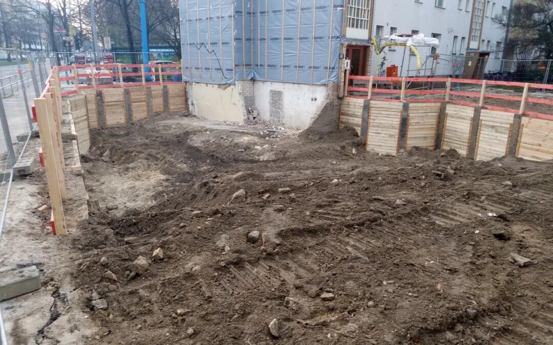 Neues aus dem Hause Kasimir Hochbau: Neubau in Berlin