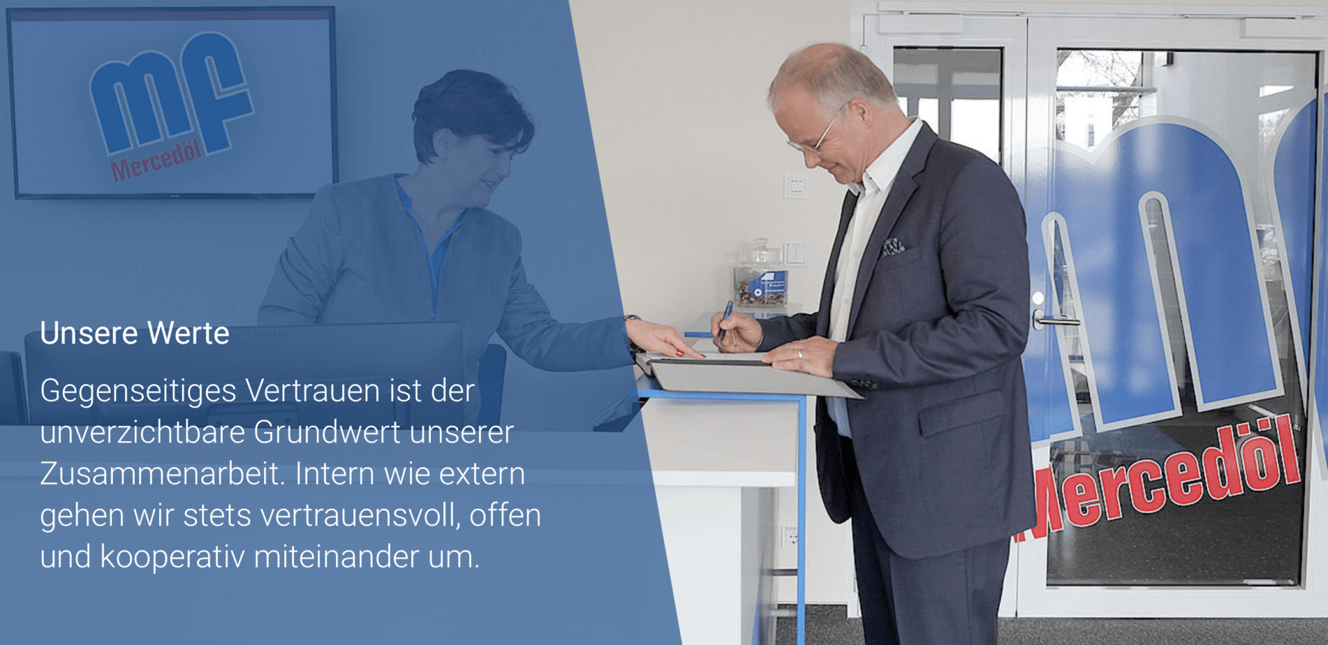 mf Mercedöl GmbH – Heizung, Sanitär, Zukunft in Berlin/Brandenburg