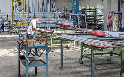 F.R. Hauk Stahl- und Leichtmetallbau GmbH: Leistungsvielfalt vom Profi