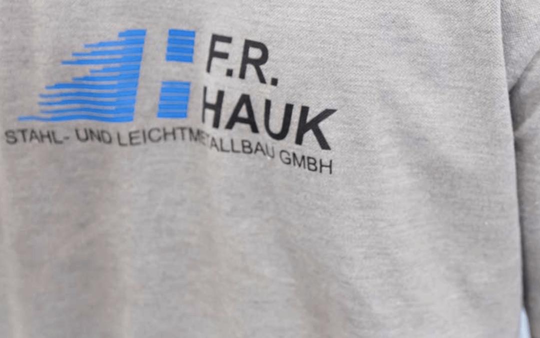 F.R. Hauk: Lösungen im Stahl- und Leichtmetallbau: Sicherheitstechnik mit System und Stil