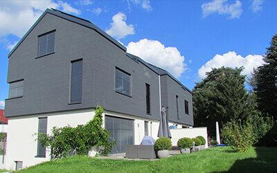 F.R.Hauk realisiert Niedrigenergie- und PlusEnergie-Bauten in Falkensee